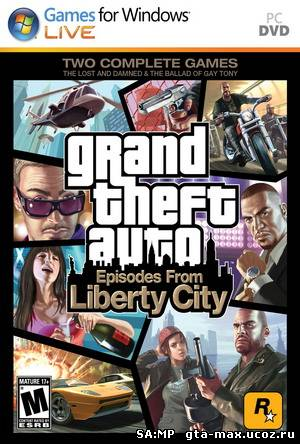 Скачать торрент Grand Theft Auto: Episodes From Liberty City