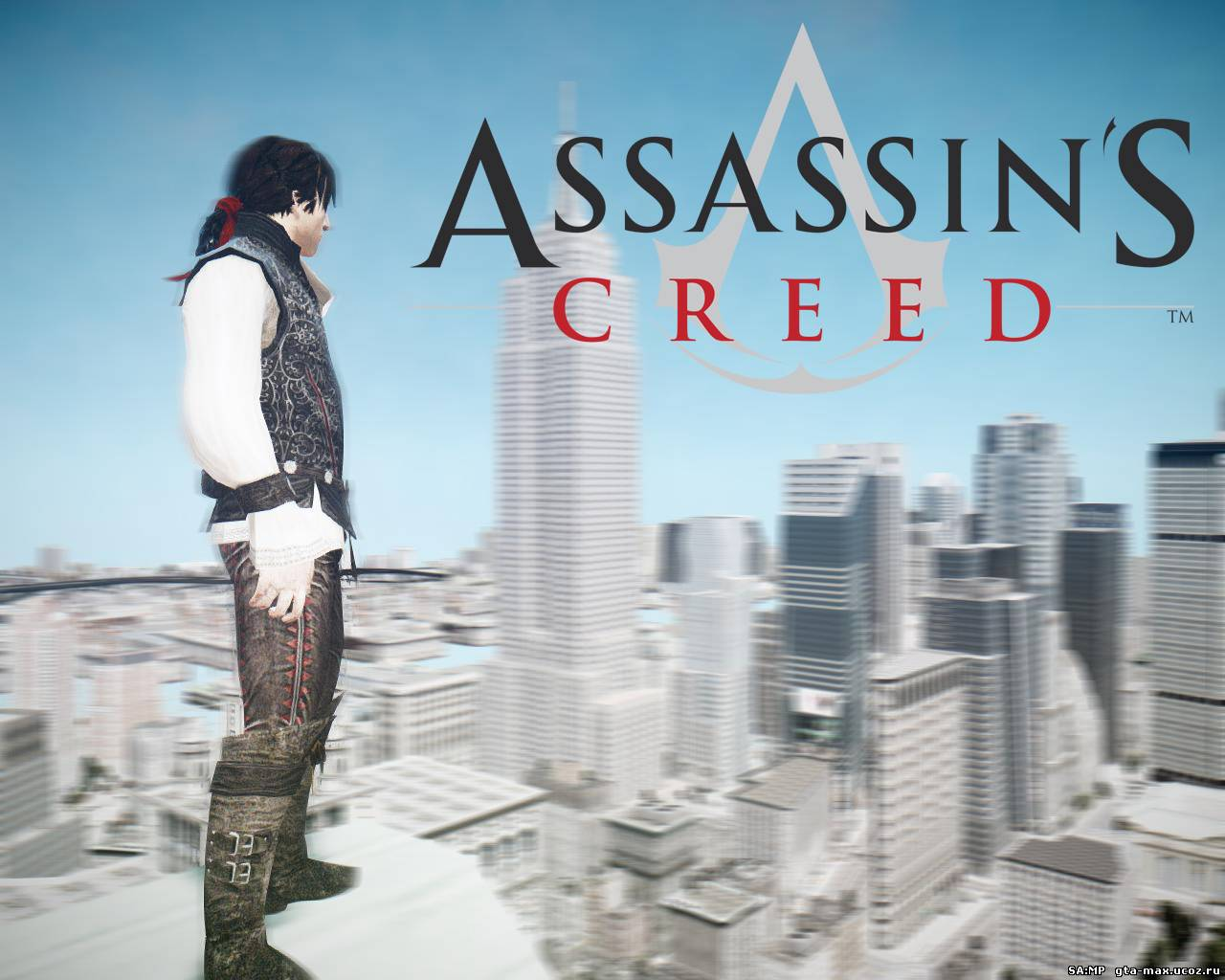 Assassin's Creed Young Ezio FR